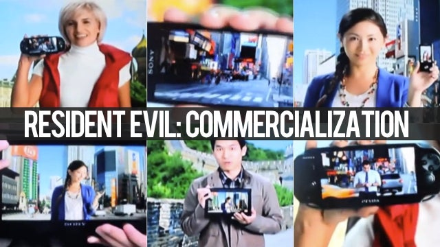 Resident Evil: Retribution Trailer? No, You Mean Blatant Sony Ad.