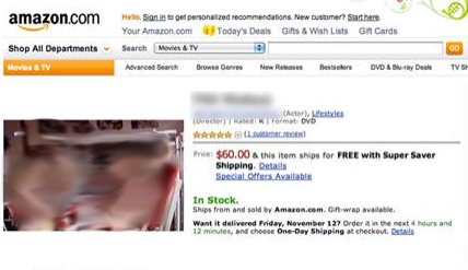 Amazon's Next Child Sex-Abuse Firestorm Involves Photos