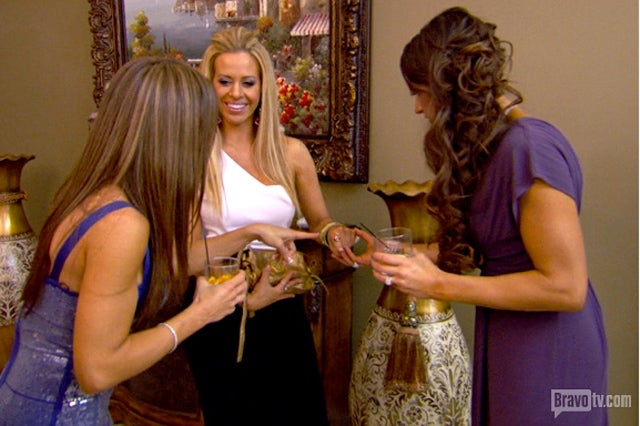 Indicted Felons and Some Fucked-Up Pets on Real Housewives of NJ