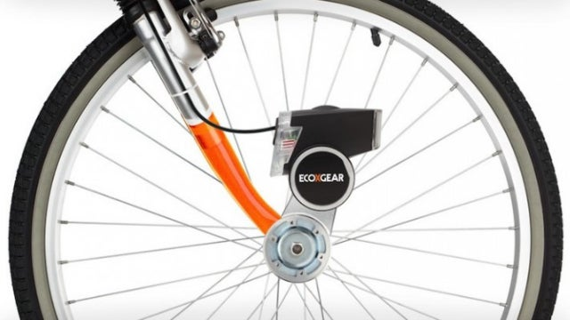 EcoXPower Will Charge Your Phone And Keep the Lights On While You Bike