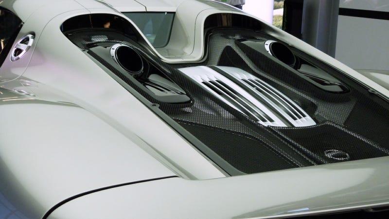 What It's Like To Race In Porsche's $845,000 Hybrid Hypercar