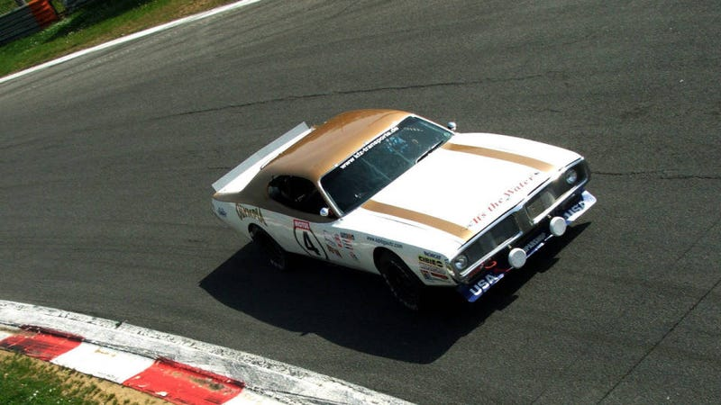 This 1974 Charger is going to do 185 mph at Le Mans