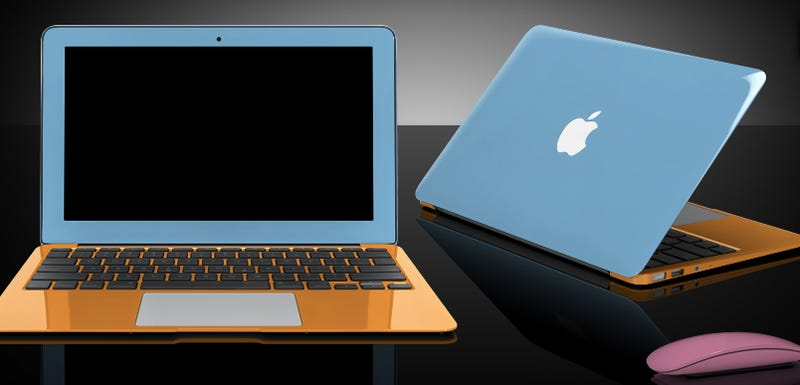 Step Away From the Colorware'd MacBook Airs, People