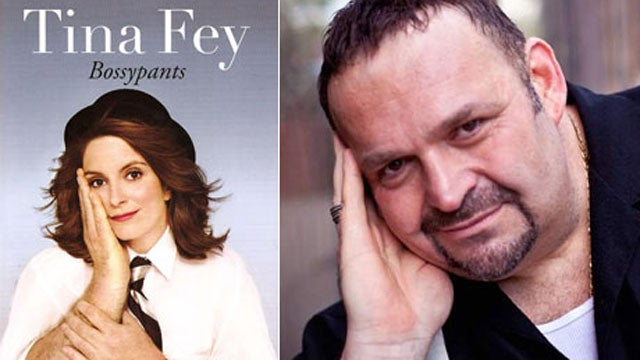 Meet The Man Who Plays Tina Fey's Hairy Arms On Bossypants