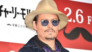 Johnny Depp Is an Eccentric Weirdo, Remember? REMEMBER?