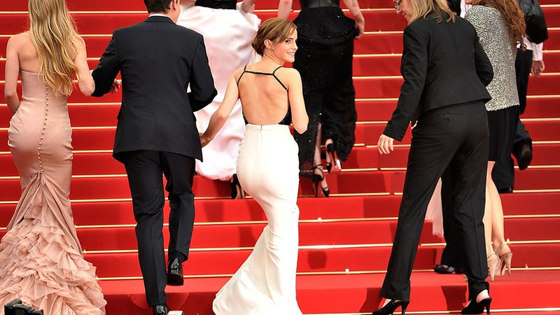 Coincidence? Jewel Heist in Cannes During Bling Ring Screening