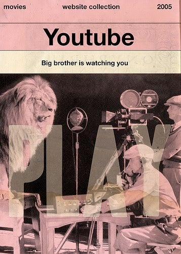 What Would Books About Twitter, Wikipedia and YouTube From The 1960s Look Like?