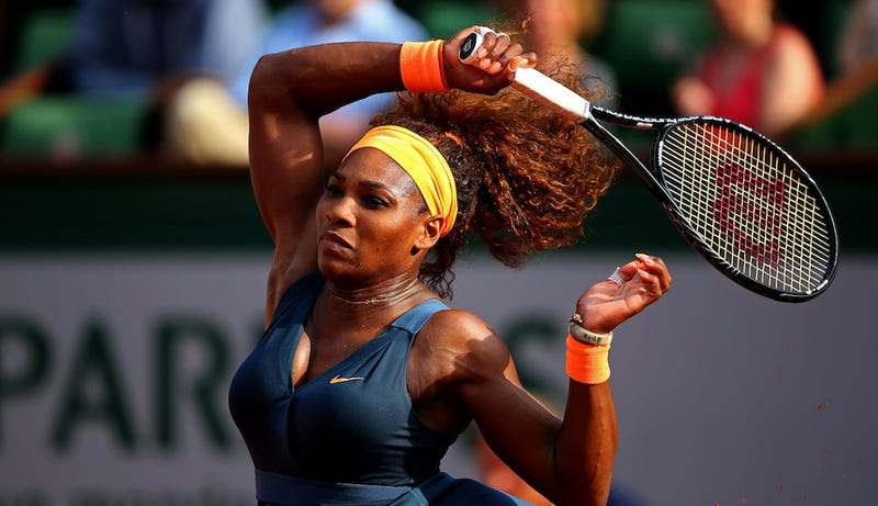 Serena Williams Is Destroying Everyone In The French Open