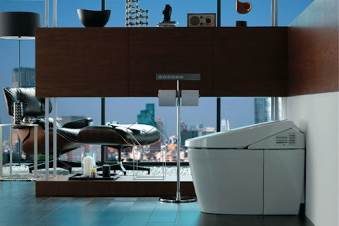 8 Heated, Humming, or Just Plain Strange Toilets from the Future