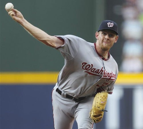 Stephen Strasburg Shouldn't Just Make The All-Star Game — He Should Start It