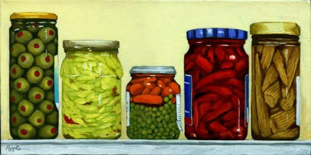 Brain Candy: Pickled Rebus Puzzle to Brine Your Brains