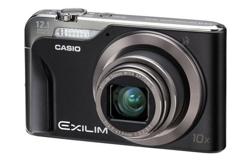 Casio Exilim EX-H10 With 12.1 Megapixels, 10x Zoom