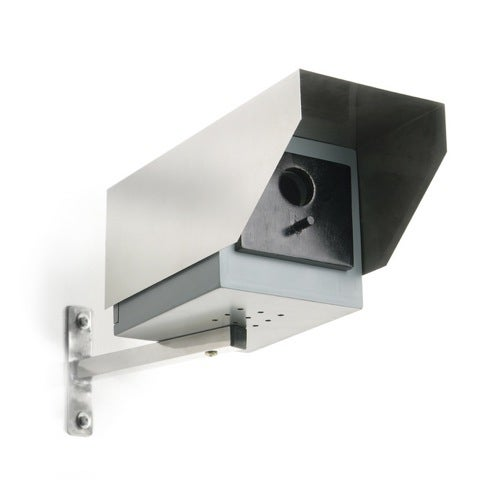 CCTV Birdhouse Isn't Fooling Anyone