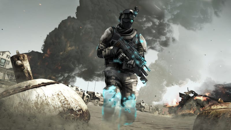 Ghost Recon Game Skipping PC Because of, you Guessed it, Piracy