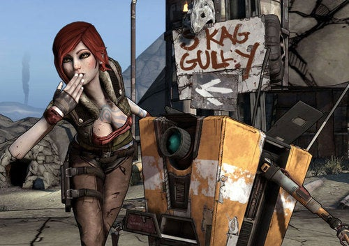 Borderlands Playable For The First Time At PAX