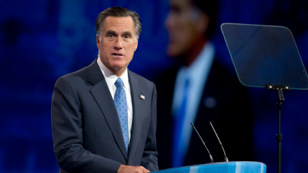 Mitt Romney Can't Tell Famous Black Women Apart
