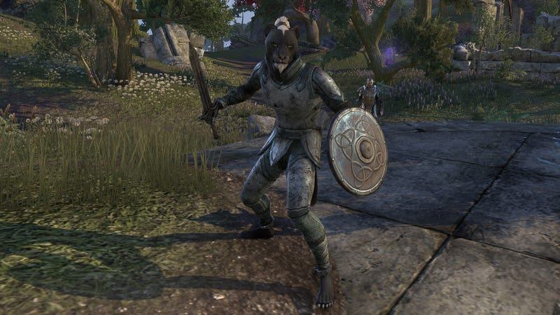 My Elder Scrolls Online Journey Has Begun