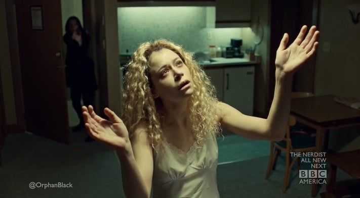The other clones start impersonating Sarah on Orphan Black