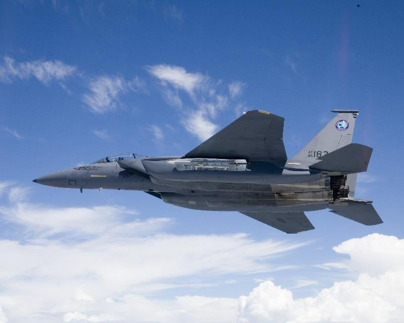 This Silent Eagle Could Soon Be Patrolling the Korean Peninsula
