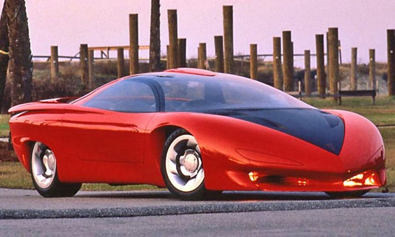 Forgotten Concepts: 1985 Buick Wildcat