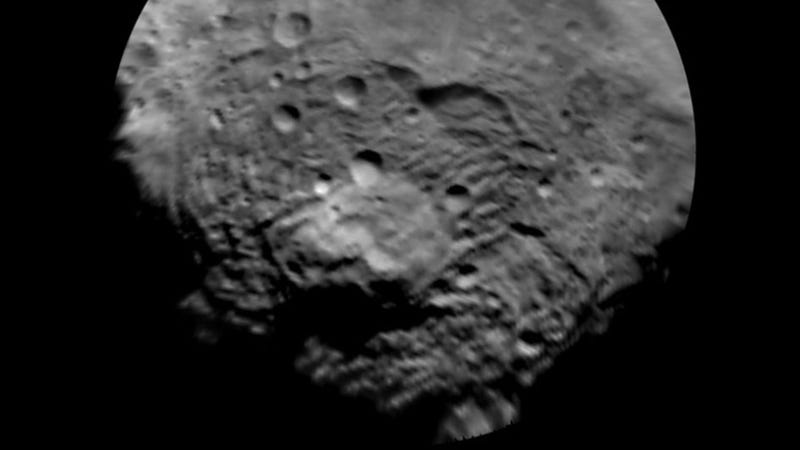 The solar system's second tallest mountain is hidden away on the weird asteroid Vesta