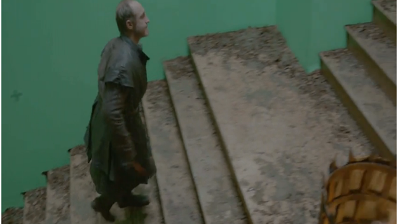 Game of Thrones? More Like Game of Green Screens (Burn!)