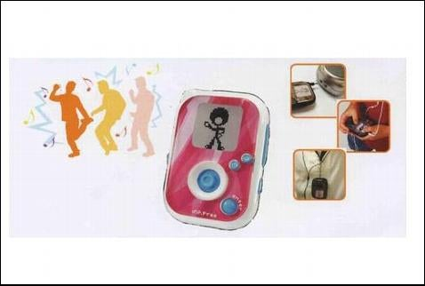 M-Wave MP3 Player - You Know, For Kids