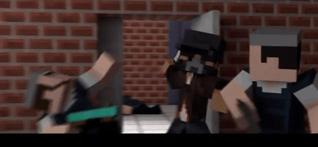 Watch Dogs Isn't Out, But It's Already Getting The Minecraft Treatment