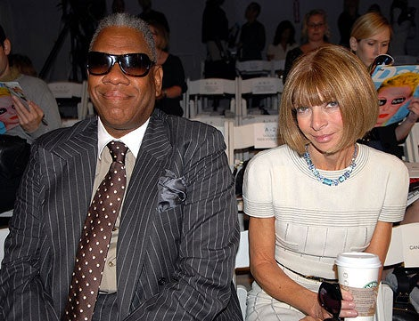 "'Vogue' Editor Anna Wintour Has A ""BBF"""