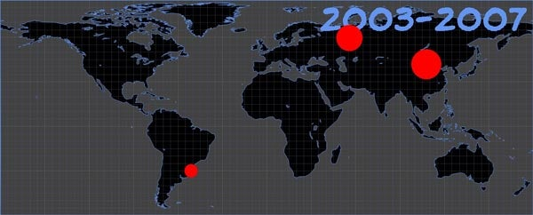 Globalization and Its Malcontents: Mexico, India and Africa Will Be New Epicenters of Internet Crime
