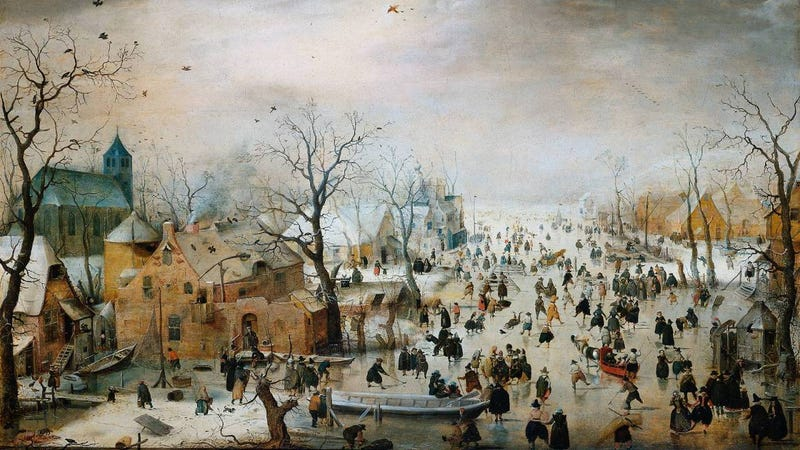 "Volcanoes caused a ""little ice age"" in Europe 500 years ago, say scientists"