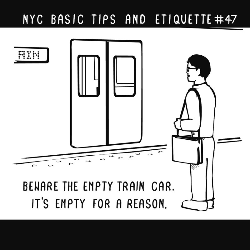 7 Clever GIFs That Could Make New York Slightly More Bearable