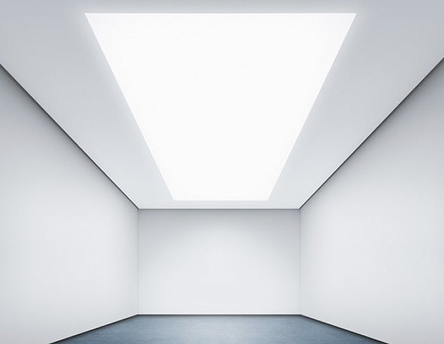 "Philips Says ""Screw It,"" Turns Entire Ceilings Into Giant Lights"