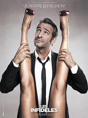 Jean Dujardin: Too Sexy for His Oscar Nom?