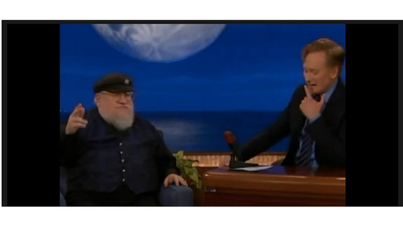 George RR Martin Is Delighted by the Red Wedding Internet Meltdown