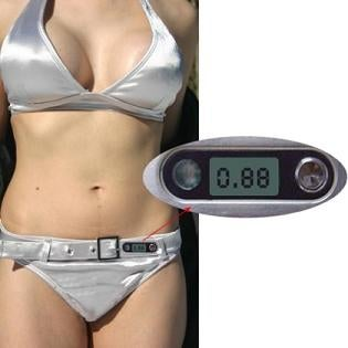 UV Monitor Equipped Bikini