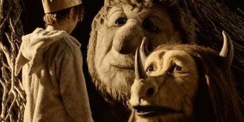 5 Wild Things Clips Take Us Deep Into The Monsters' Child Minds
