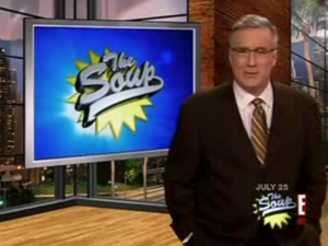 'News,' Comedy Worlds Collide on The Soup