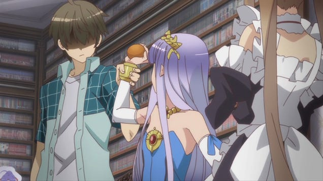 Outbreak Company is one of Outbreak Company Characters