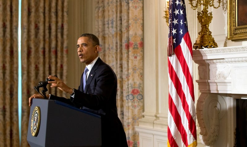 """President Obama: """"Stop Focusing on the Bloggers"""""""