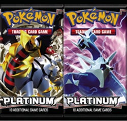 Pokémon Cards Go Platinum Too
