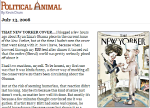 How You Were Supposed to Respond to the 'New Yorker' Cover in 5 Easy Steps