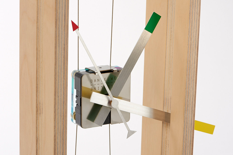 These Incredible Clocks Were Built By a Single Designer Over 35 Years