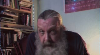 Alan Moore Adds Voice to Cosmic Trigger Dramatification