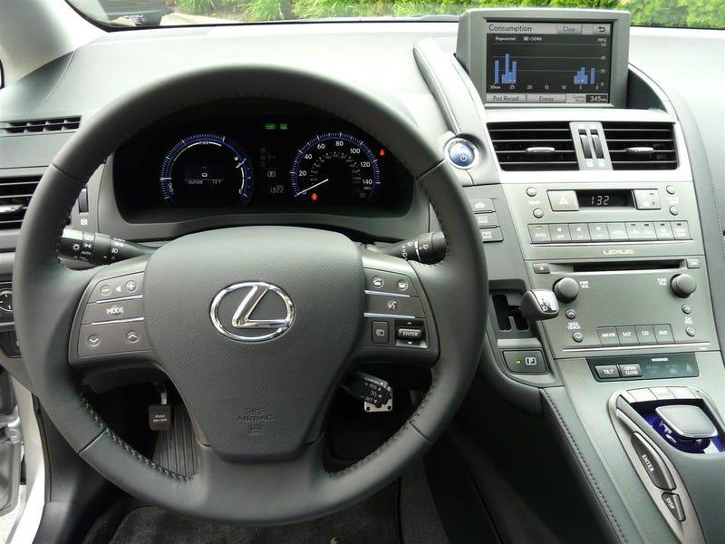 2010 Lexus HS 250h: First Drive