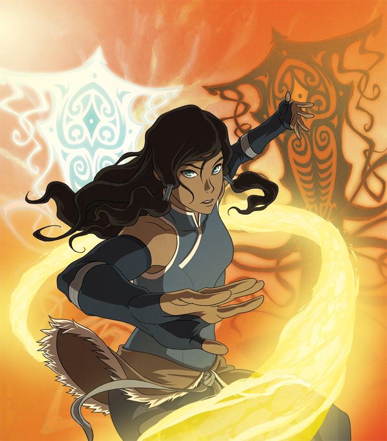 Legend of Korra Book 3: Change is finished