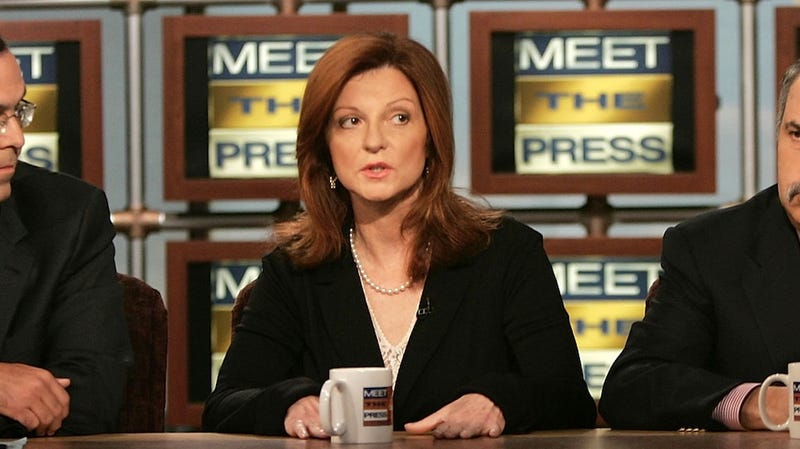Maureen Dowd Eats Too Much Weed Candy Bar and Freaks the Fuck Out