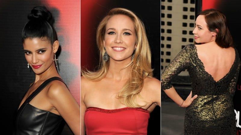 The Preternatural Ladies of True Blood Bare Skin