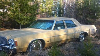 Be the Legend! 1975 Chrysler Newport
