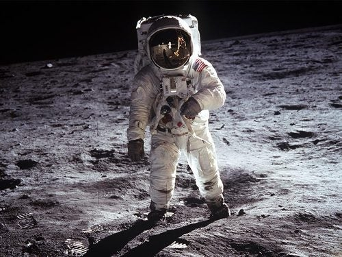 Can you really make a Moon landing movie in just three months?